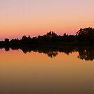 Sunset Longreach, Queensland by JuliaKHarwood