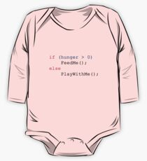 Baby Program One Piece - Long Sleeve