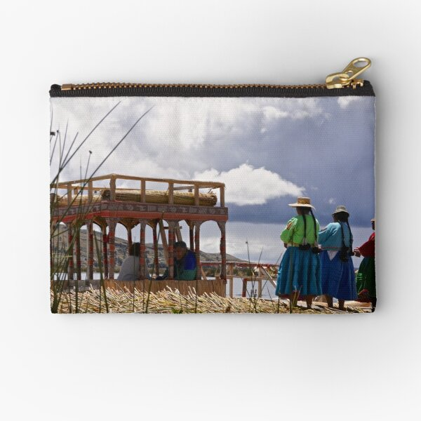 The Farewell Committee Zipper Pouch