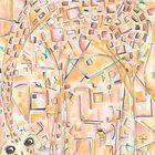 Cubism Giraffe by Megan Stone