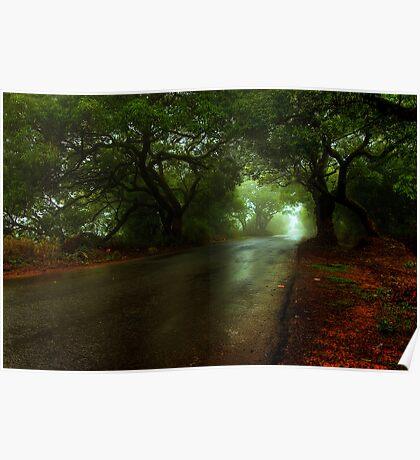 Monsoon Magic Poster