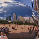 Reflect on Chicago by Adam Northam
