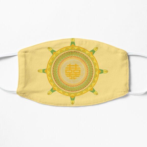 Wheel of Dharma Mask