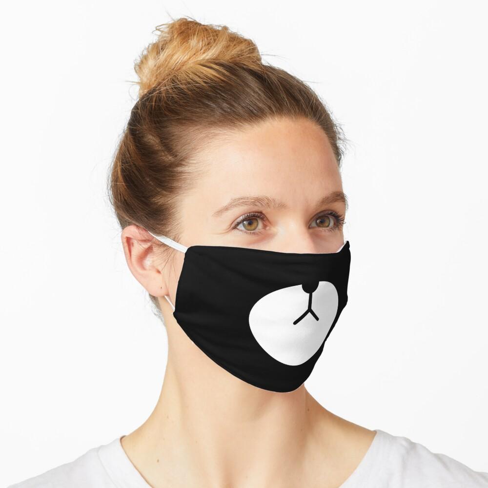 Kawaii Bear face Mask