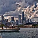 Hancock Tower by Adam Northam