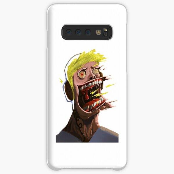 Screaming Headphones Samsung Galaxy Snap Case