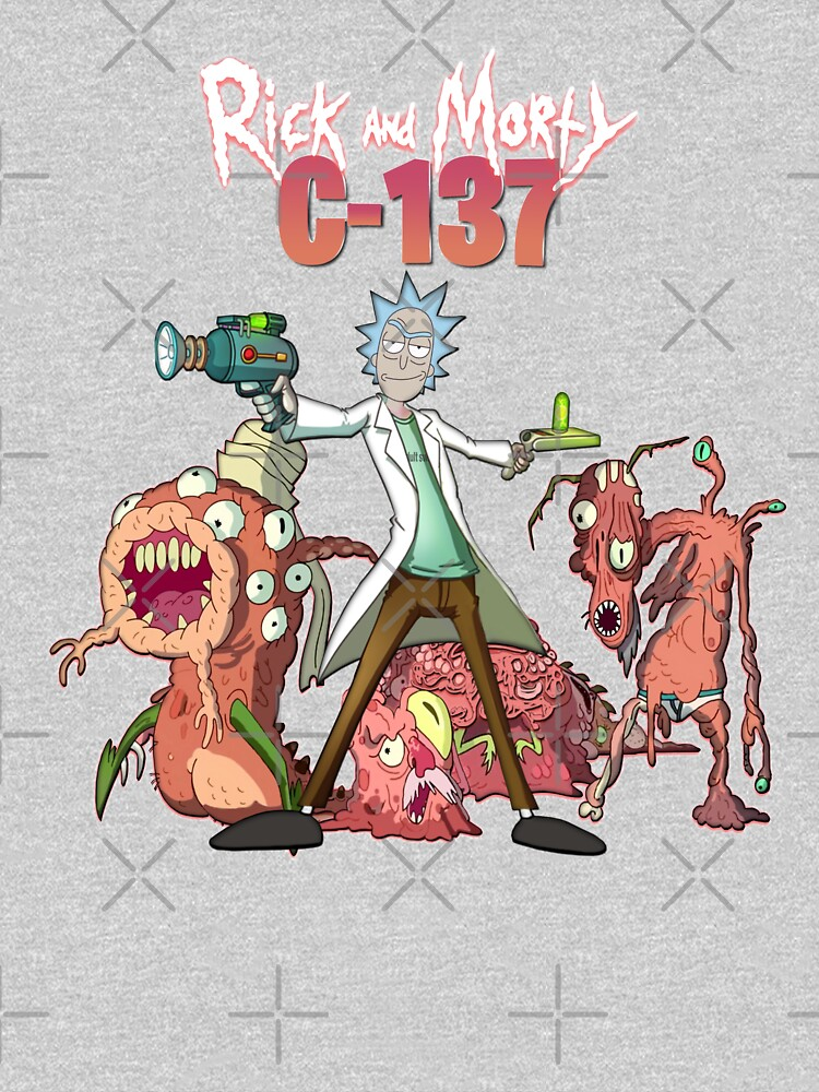 C-137 by VlayaFanArt