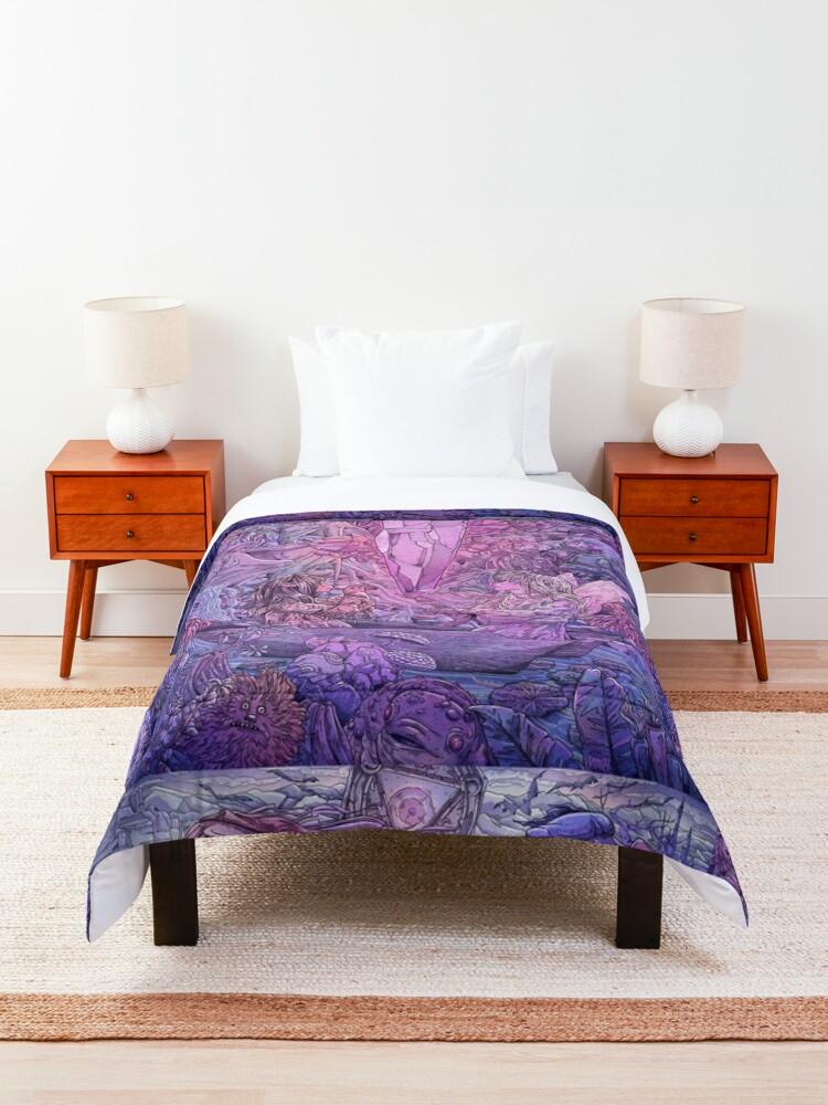 Alternate view of The Dark Crystal Comforter