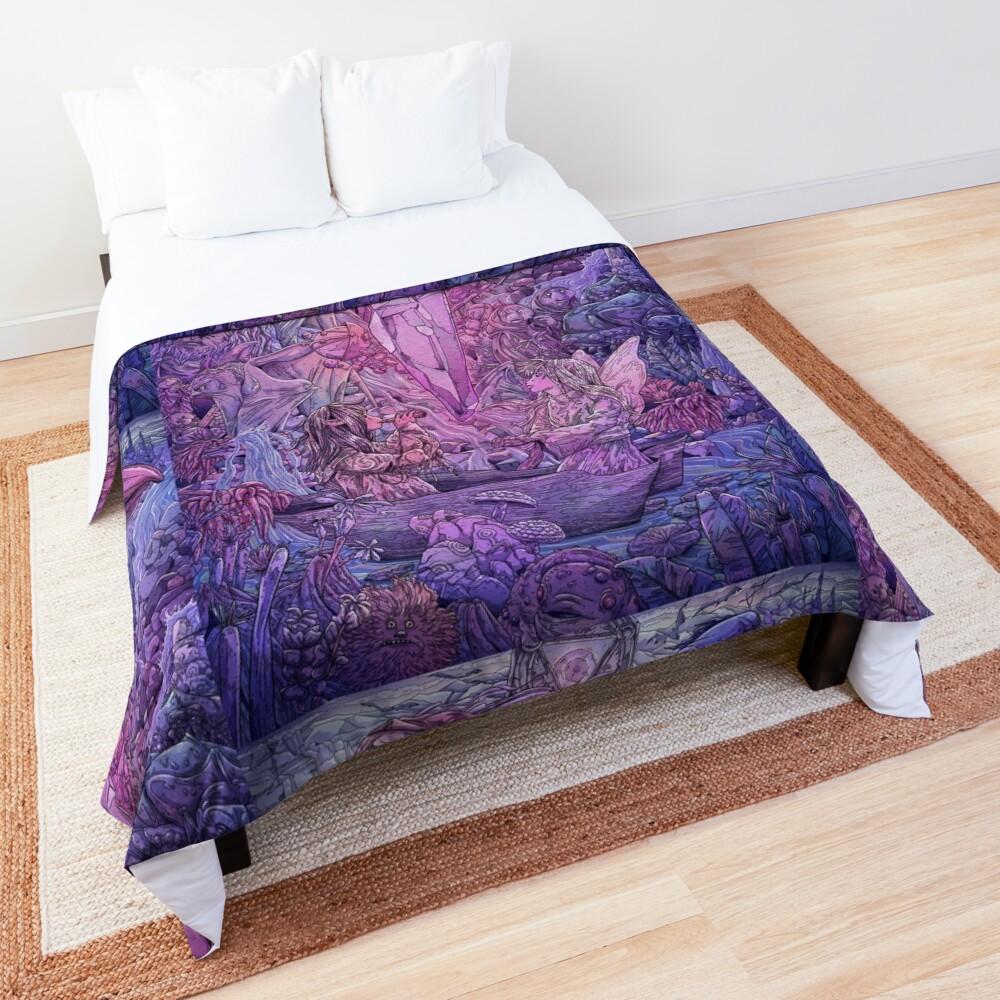 The Dark Crystal Comforter