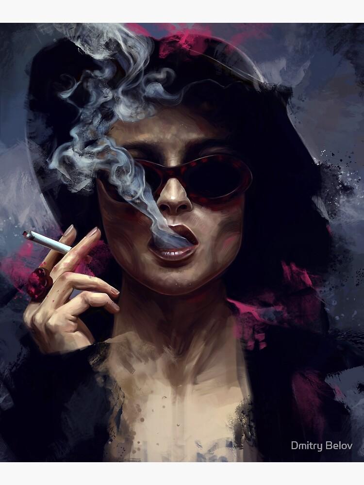 Marla Singer by dbelov