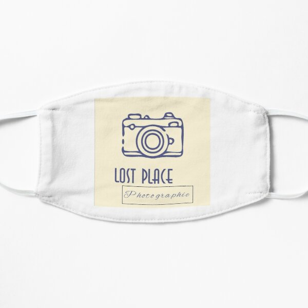 Ideal for Urbexer and Lost Place photographers Mask