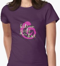 bikram girls are hot - pink T-Shirt