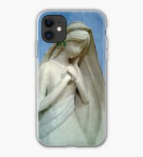 Madonna of the Sky iPhone Case