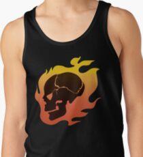 Persona 4: Kanji Tatsumi Summer Outfit Skull T-Shirt