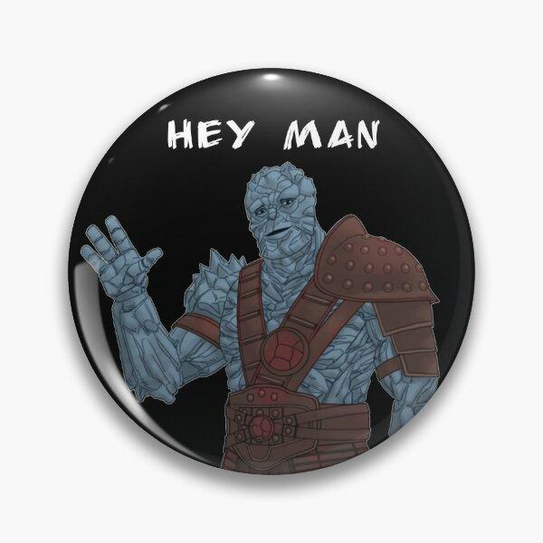 Korg Hey Man Pin