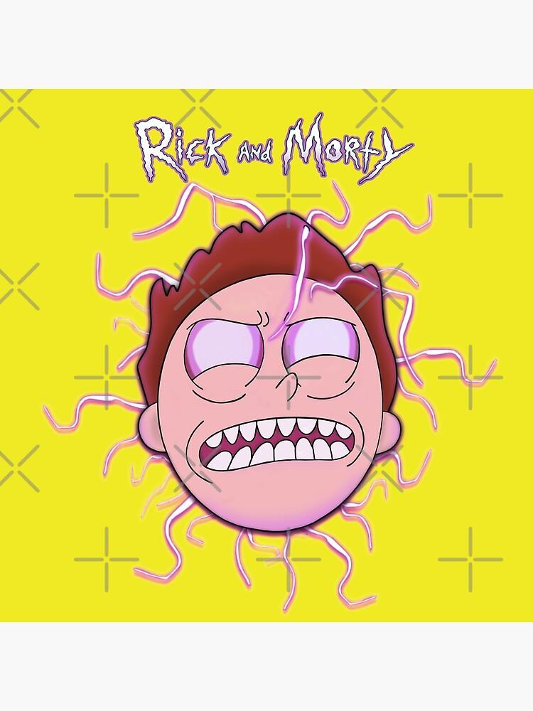 Bad Morty by VlayaFanArt