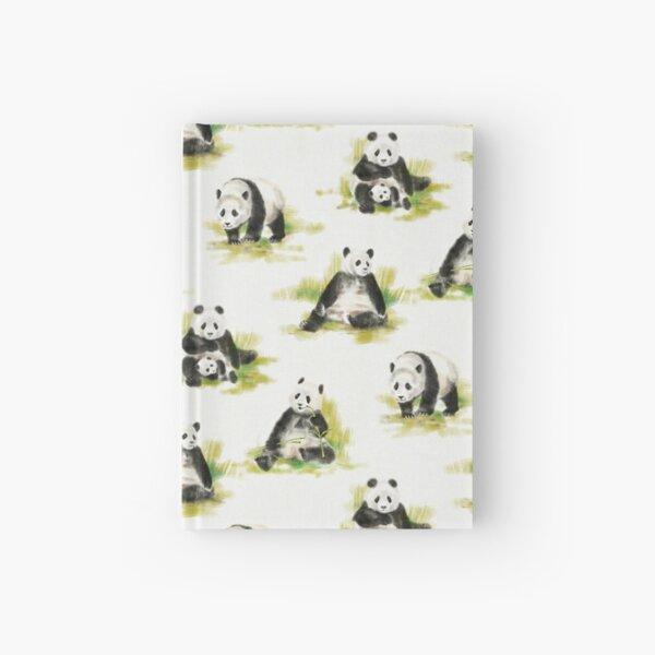 Panda park Hardcover Journal