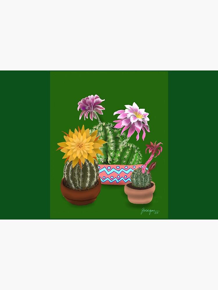 Cactus by Gerryjo