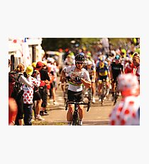 Mark Cavendish Photographic Print