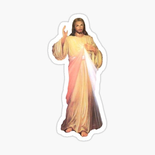 Divine Mercy Sticker