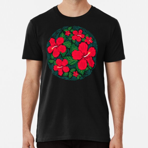 Gumamela Premium T-Shirt