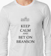 bet on Branson (black) Long Sleeve T-Shirt