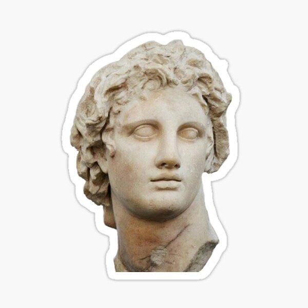 Alexander the Great Sticker