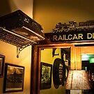 Railway Hotel by Maree Cardinale
