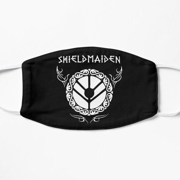 Viking Shieldmaiden Flat Mask