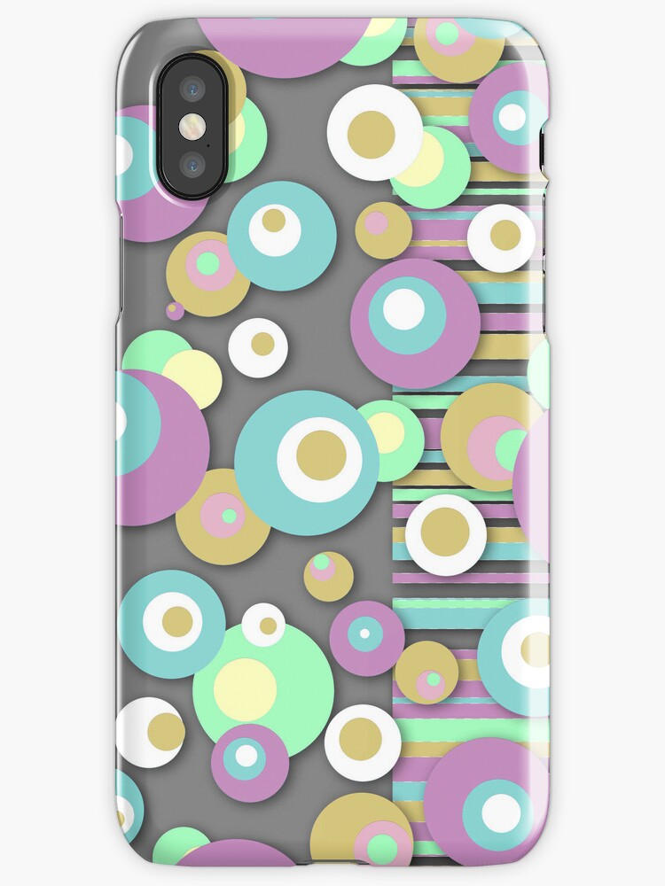 Funky Fashionable Retro case by JokeVermeer