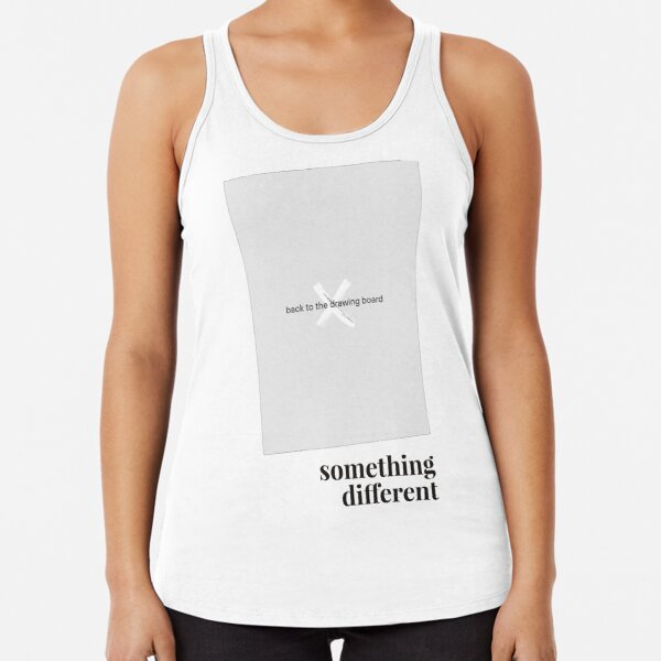 Something Different Racerback Tank Top