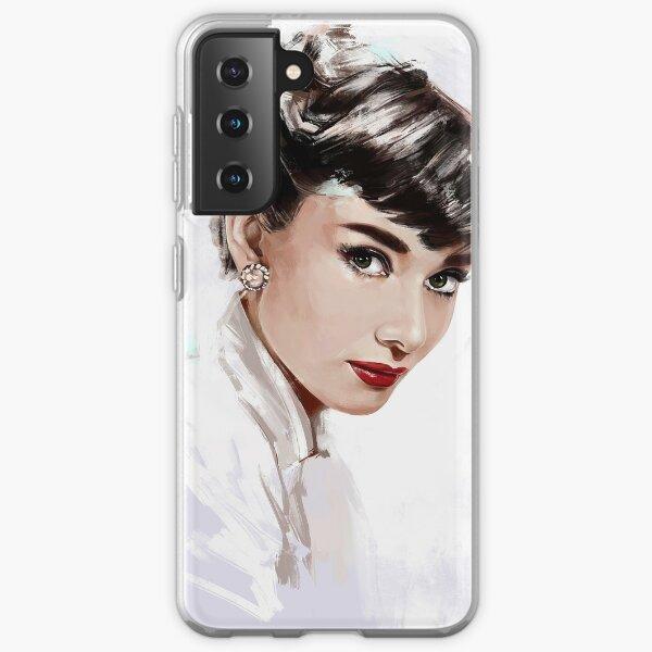 Audrey  Samsung Galaxy Soft Case