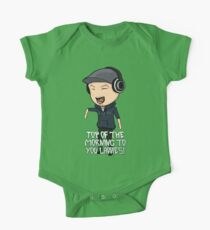 JackSepticEye | Top Of The Morning Kids Clothes