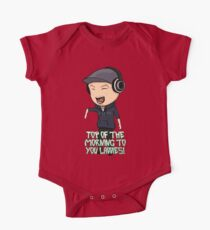 JackSepticEye | Top Of The Morning One Piece - Short Sleeve