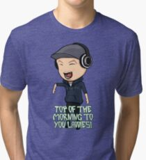 JackSepticEye | Top Of The Morning Tri-blend T-Shirt