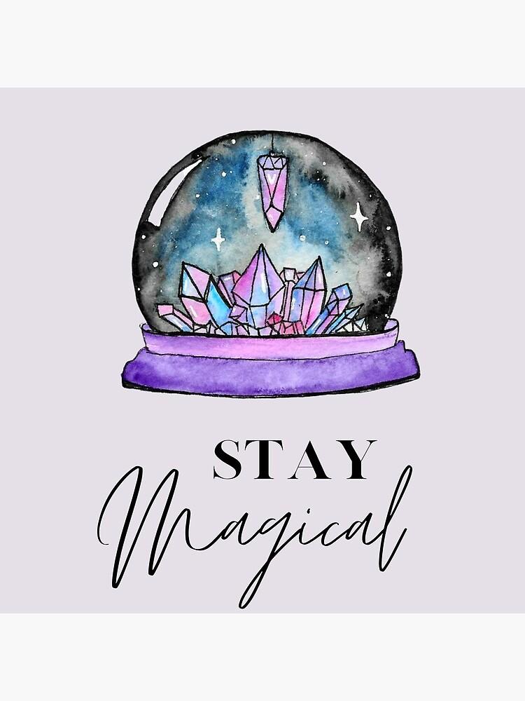 Crystal Ball Magic by artbylenashop