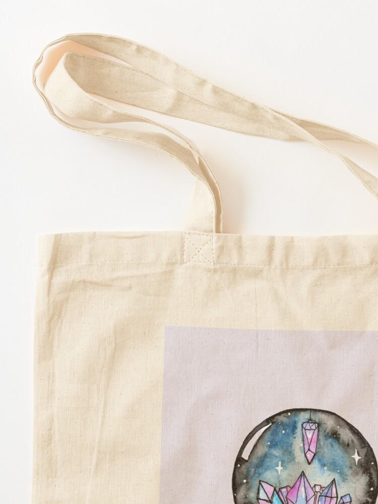 Alternate view of Crystal Ball Magic Tote Bag