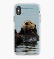Alaskan Sea Otter iPhone Case