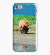 Alaskan Brown Bear iPhone Case/Skin