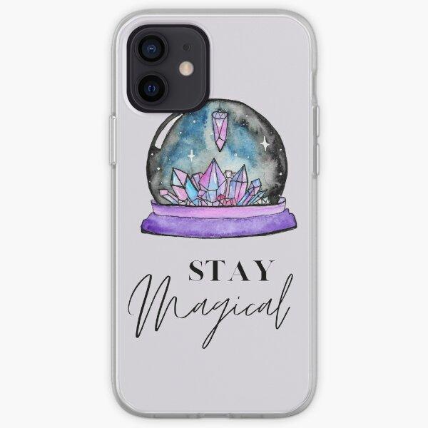 Crystal Ball Magic iPhone Soft Case