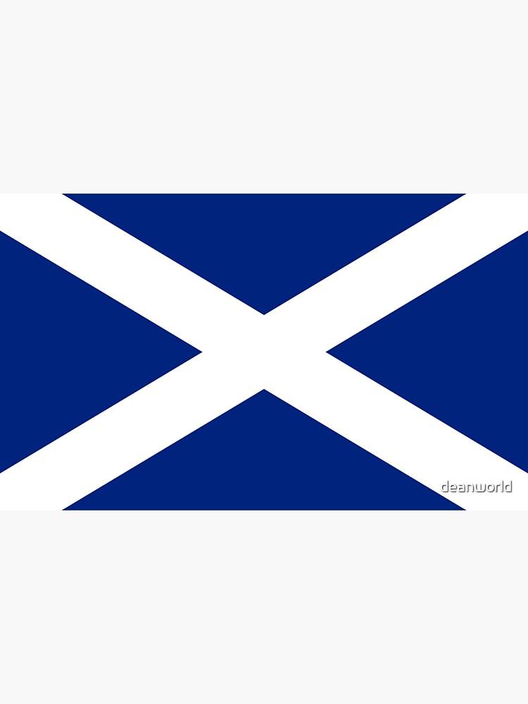 Scottish Independence Flag Scotland T-Shirt by deanworld