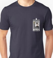 Torchwood Owen Harper ID Shirt T-Shirt