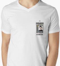 Torchwood Owen Harper ID Shirt Mens V-Neck T-Shirt
