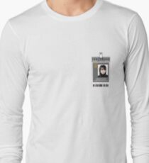 Torchwood Toshiko Sato ID Shirt Long Sleeve T-Shirt
