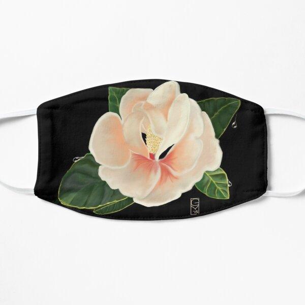 Carolina Magnolia Flat Mask