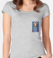 Fringe Division Olivia Dunham Women's Fitted Scoop T-Shirt