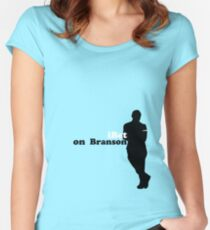 bet on Branson Women's Fitted Scoop T-Shirt