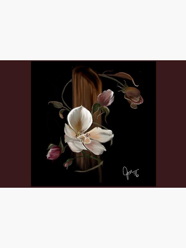 Cherokee Rose by Gerryjo