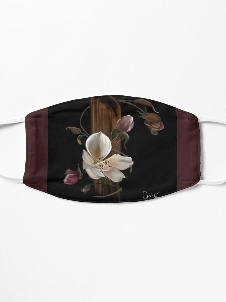 Alternate view of Cherokee Rose Mask