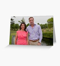 Dr Christian Jessen and Dr Dawn Harper. Greeting Card